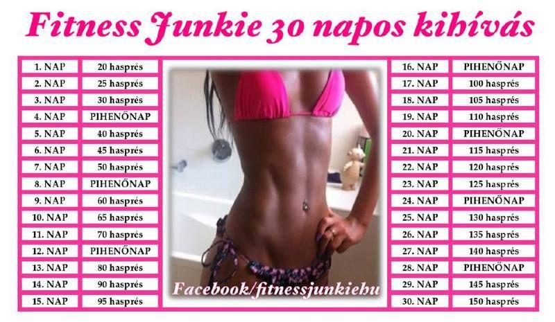 60 napos súlycsökkentő kihívás