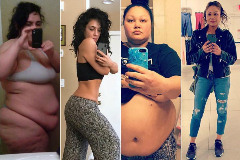 44 napos fogyás Zsírvesztés felső alsó hasadás