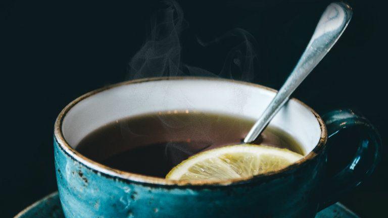 hideg fogyás tea