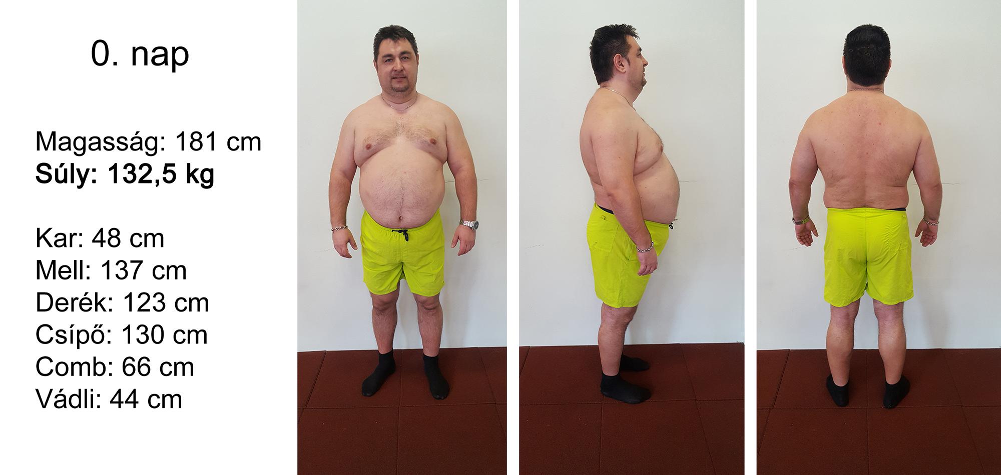 normális fogyás egy hónapig