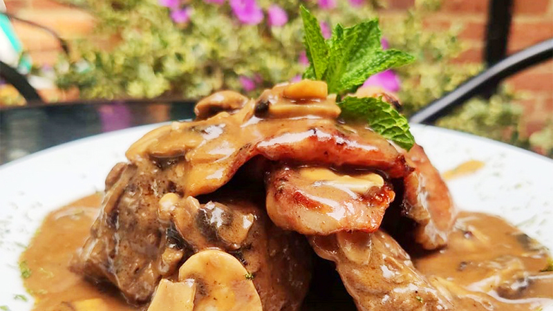 főzve fogy a steak?