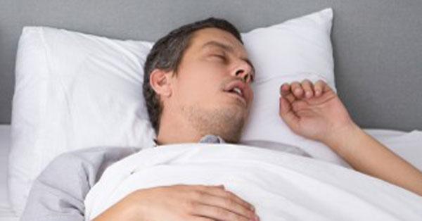 fogyás alvási apnoe esetén