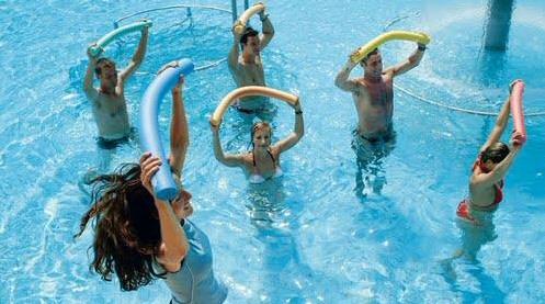 Aquafitness órák mindenkinek   Aquafitness Budapest