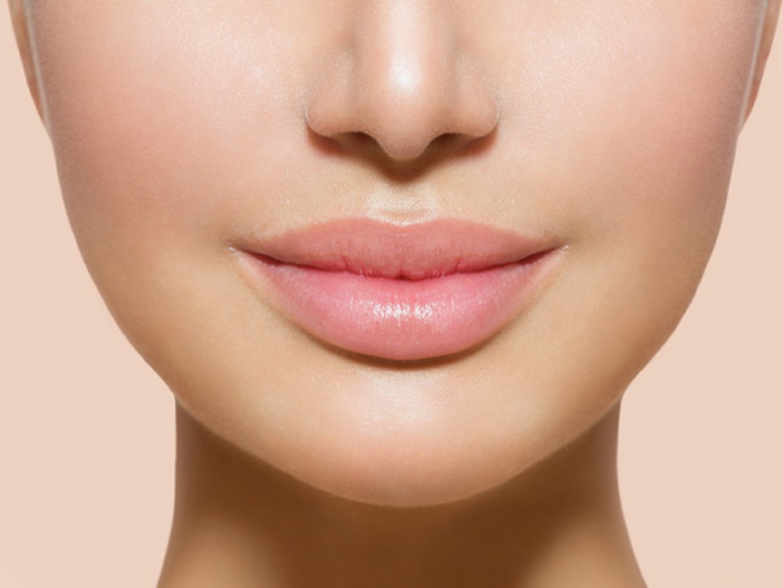 vonalak a száj fogyás körül