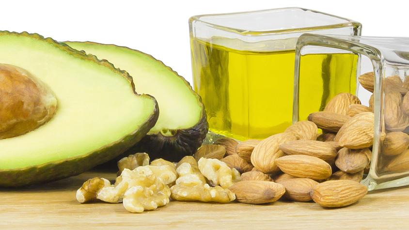 fogyasztható egészséges zsírok az osztriga fogyáshoz jó