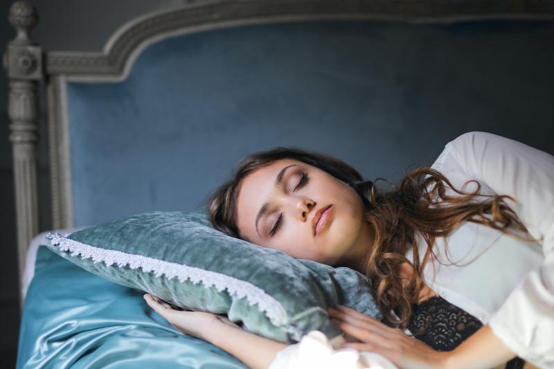 elegendő alvás a fogyáshoz