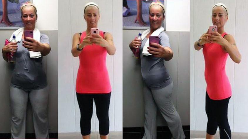 hogyan lehet fogyni 45 éves kor női hogy elveszíti a kövér hasat