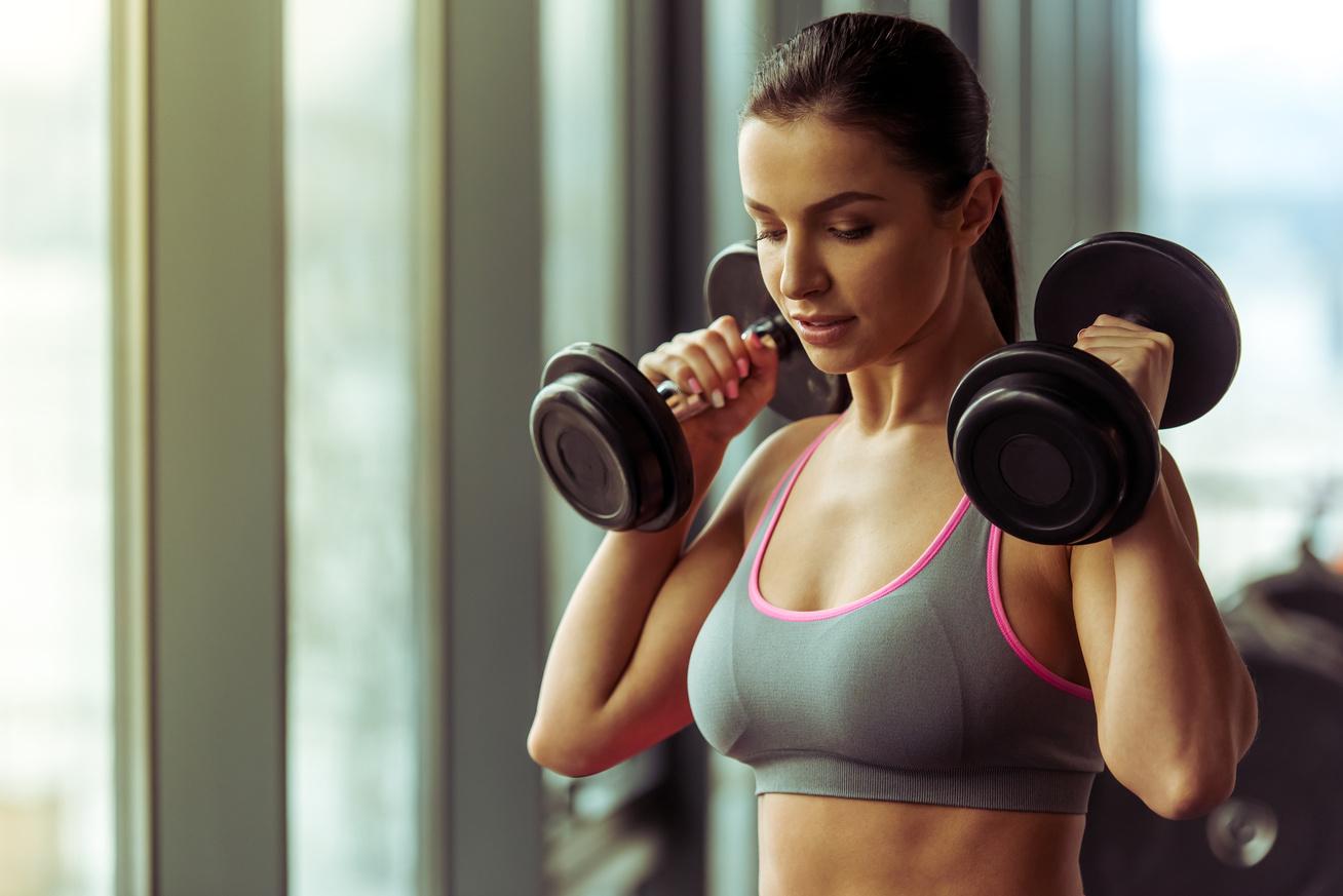 8 zsírégető gyakorlat nőknek, amitől karcsú lesz a karod