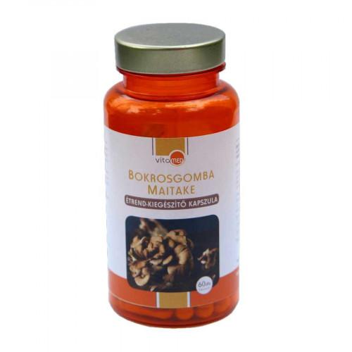 Dr. Chen Ganoderma (Reishi) kapszula, 60 db | Dr. Chen | Biosziget, Fogyás reishi gomba