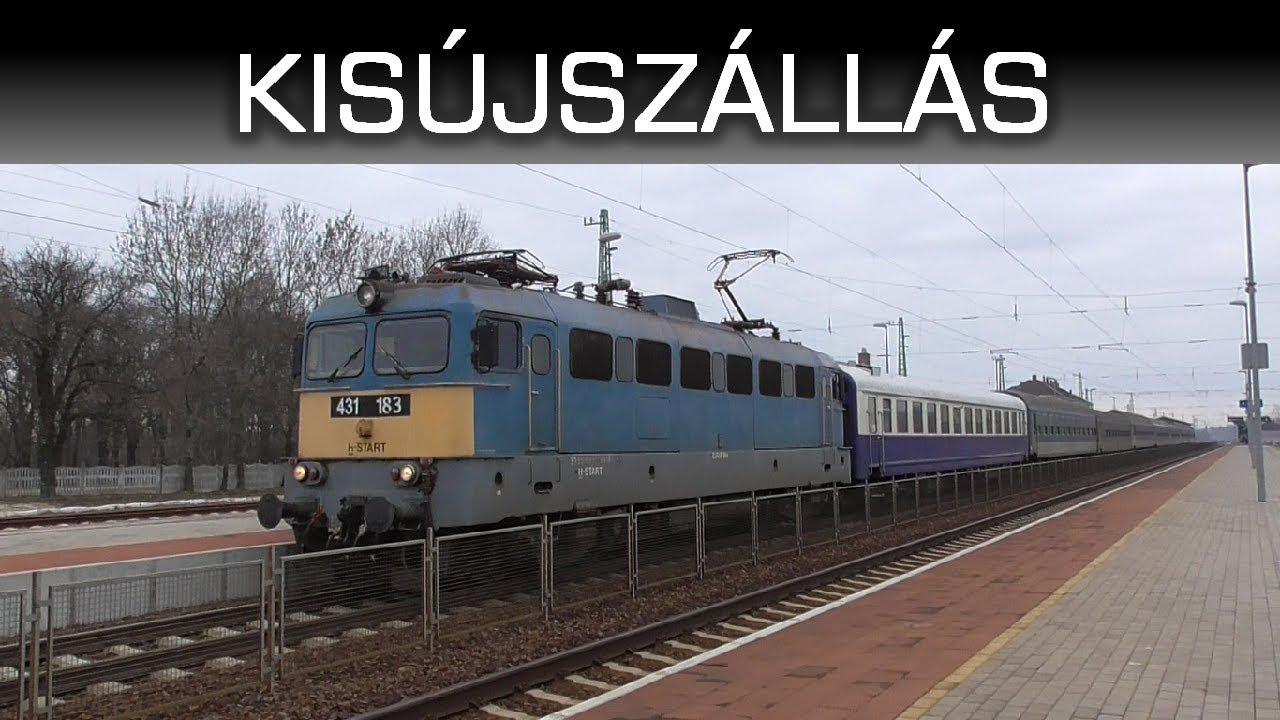 vonat 5k fogyni