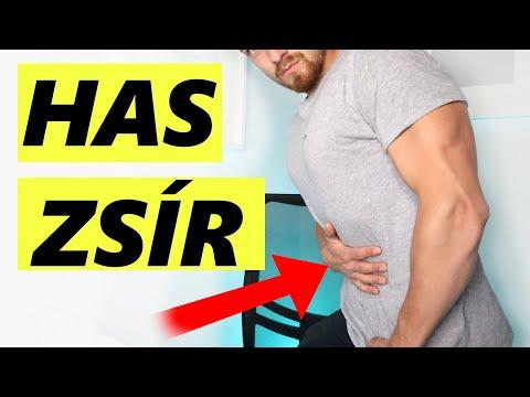 hogyan lehet természetes módon elveszíteni a felsőtest zsírját)
