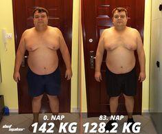 Elképesztő fogyások előtte-utána fotókon - Közel 800 kg-ot dobtak le!