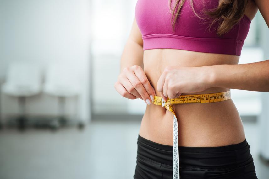 zsírvesztési folyamat a testben