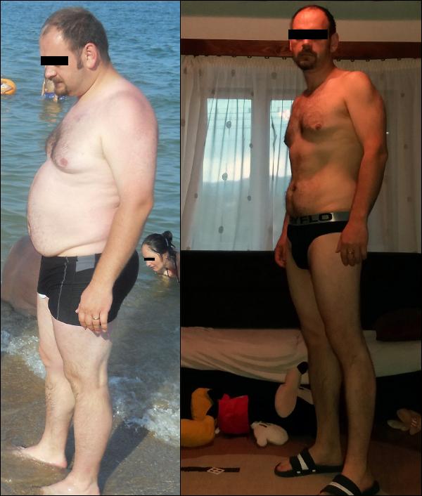 ftm fogyás előtt és után